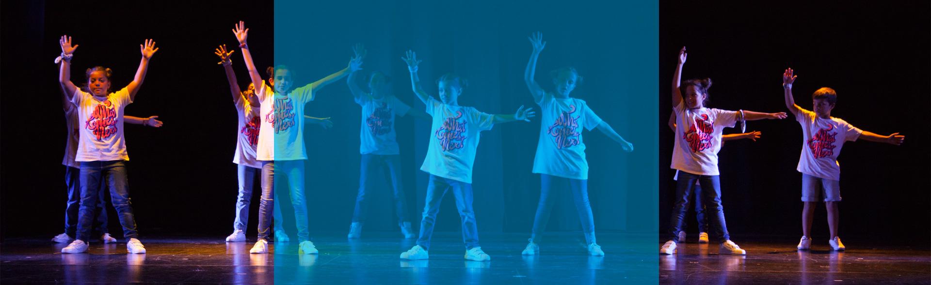 Diviértete bailando